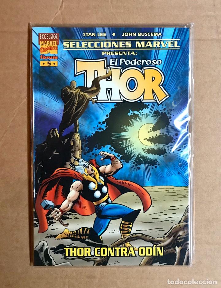 SELECCIONES MARVEL 5: EL PODEROSO THOR (Tebeos y Comics - Forum - Prestiges y Tomos)