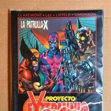 Cómics: OBRAS MAESTRAS - LA PATRULLA-X - PROYECTO EXTERMINIO. Lote 195028468