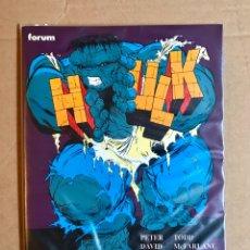 Cómics: HULK - ZONA NUCLEAR. Lote 195028583