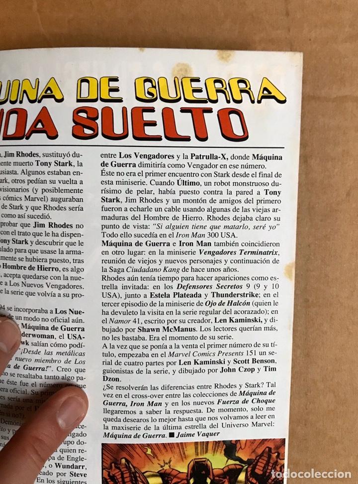 Cómics: Obra Completa: Máquina de Guerra - Foto 3 - 195029802
