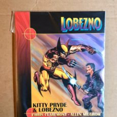 Cómics: KITTY PRIDE & LOBEZNO. Lote 195030312