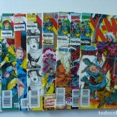 Cómics: X-MEN // Nº 2, 5, 6, 8, 10, 11, 13, 18. Lote 195072157