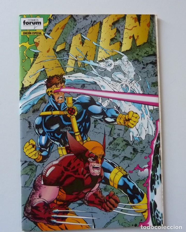 X-MEN // RUBICON // Nº 1 // EDICION ESPECIAL (Tebeos y Comics - Forum - X-Men)