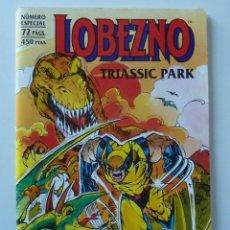 Cómics: LOBEZNO // TRIASSIC PARK // EDICION ESPECIAL. Lote 195073820
