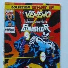 Cómics: COLECCION WHAT IF ..Nº 54 VENENO HUBIERA POSEIDO A PUNISHEN. Lote 195073941