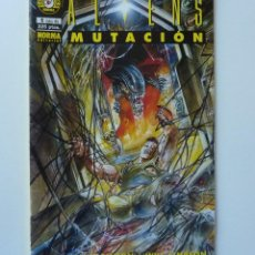 Cómics: ALIENS MUTACION // Nº 1. Lote 195074232