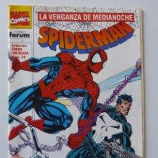 Cómics: SPIDERMAN // Nº 6 // LA VENGANZA DE MEDIANOCHE. Lote 195074791