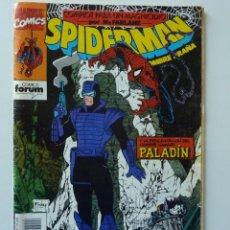 Cómics: SPIDERMAN // Nº 228 // COMPLOT PARA UN MAGNICIDIO. Lote 195074886