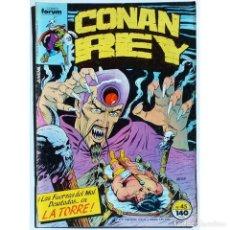 Cómics: CONAN REY Nº 45 / FORUM 1988 (DON KRAAR & JUDITH HUNT) SERIE GRAPA. Lote 195090591