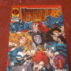 Cómics: VENGADORES - 1 - MARVELUTION. Lote 195091442