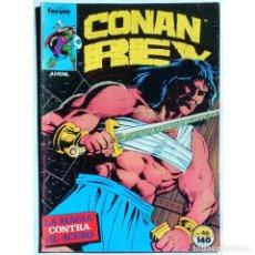 Cómics: CONAN REY Nº 46 / FORUM 1988 (DON KRAAR & JUDITH HUNT) SERIE GRAPA. Lote 195091811
