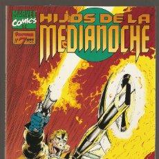 Cómics: HIJOS DE LA MEDIANOCHE - TOMO Nº 7 - MORBIUS, BLADE, BLAZE, MOTORISTA FANTASMA - FORUM - . Lote 195093020