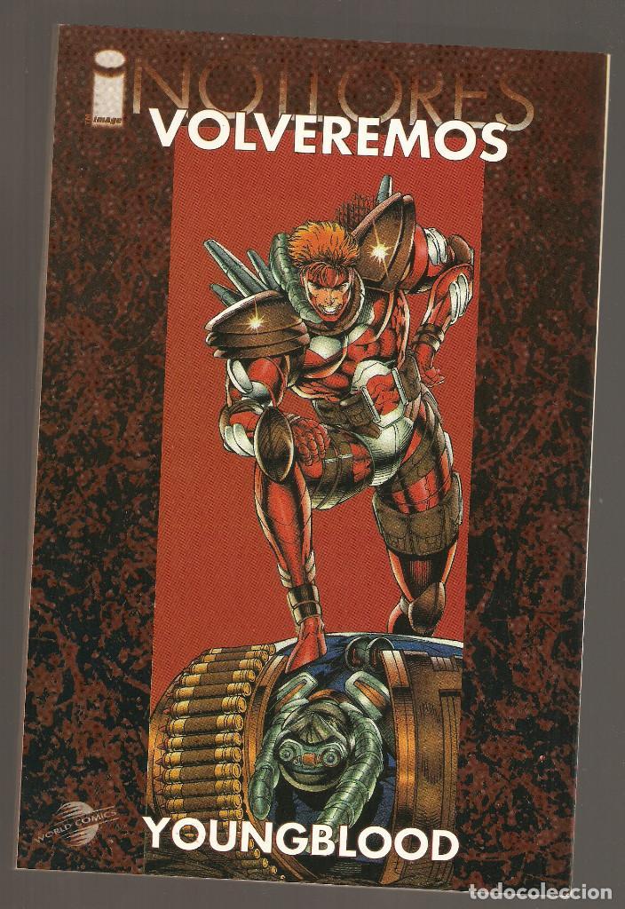 Cómics: HIJOS DE LA MEDIANOCHE - TOMO Nº 7 - MORBIUS, BLADE, BLAZE, MOTORISTA FANTASMA - FORUM - - Foto 2 - 195093020