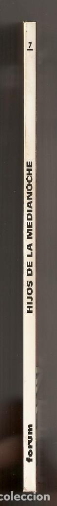 Cómics: HIJOS DE LA MEDIANOCHE - TOMO Nº 7 - MORBIUS, BLADE, BLAZE, MOTORISTA FANTASMA - FORUM - - Foto 3 - 195093020