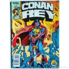 Cómics: CONAN REY Nº 52 / FORUM 1988 (DON KRAAR & MIKE DOCHERTY) SERIE GRAPA. Lote 195107111