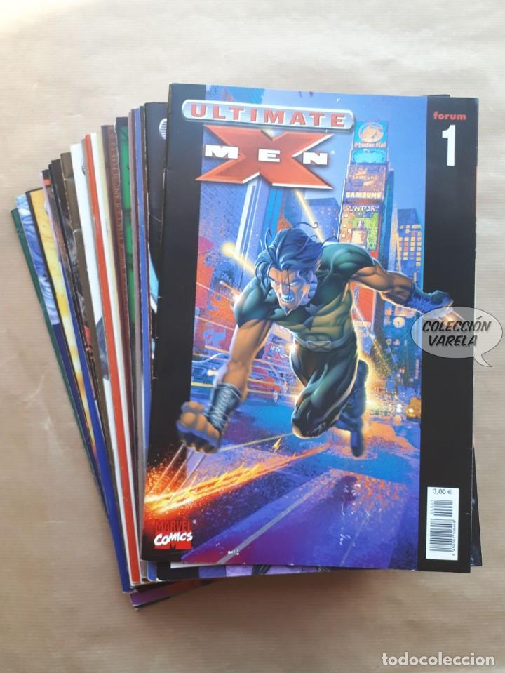 ULTIMATE X-MEN 1 A 25 - ETAPA MILLAR Y BENDIS COMPLETA - FORUM - JMV (Tebeos y Comics - Forum - X-Men)