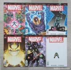 Cómics: UNIVERSO MARVEL. EL FIN DE JIM STARLIN. SL 6 COMICS. COMICS FORUM 2004. Lote 195119693