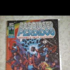 Cómics: DIOSES PERDIDOS. Lote 195130123