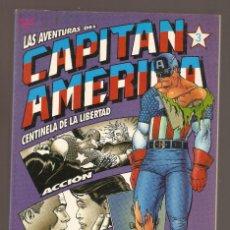 Cómics: COLECCION PRESTIGIO - VOL. 1 Nº 44 - CAPITAN AMERICA CENTINELA DE LA LIBERTAD TOMO III 3 - FORUM -. Lote 195136050