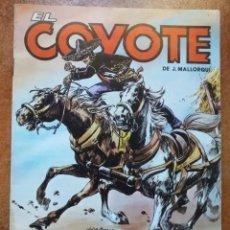 Cómics: EL COYOTE. ACORRALADO. FORUM. Lote 195176030
