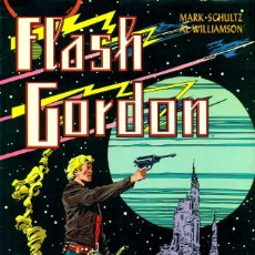 Cómics: FLASH GORDON (FORUM, 1995) DE AL WILLIAMSON Y MARK SCHULTZ. Lote 195179777