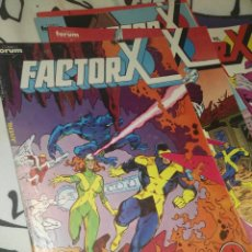 Cómics: 'FACTOR X' FORUM 38 NÚMEROS, FIRMADO POR W. SIMONSON. Lote 195223926