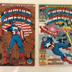 Cómics: CAPITAN AMERICA & MIGHTY THOR. COLECCION COMPLETA. 1993. FORUM. Lote 195228233
