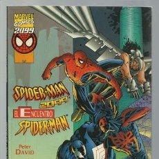 Cómics: SPIDER-MAN 2099/SPIDER-MAN: EL ENCUENTRO, 1996, FORUM, BUEN ESTADO. Lote 195231257