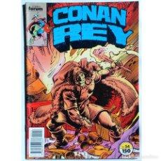 Cómics: CONAN REY Nº 54 / FORUM 1989 (DON KRAAR & MIKE DOCHERTY) SERIE GRAPA. Lote 195232050
