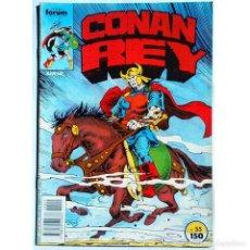 Cómics: CONAN REY Nº 55 / FORUM 1989 (DON KRAAR & TONY DE ZUÑIGA) SERIE GRAPA. Lote 195233036