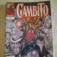 Cómics: GAMBITO VOL.3. Lote 195243217
