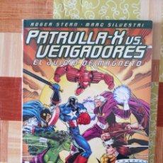 Cómics: PATRULLA-X VS VENGADORES ( FORUM). Lote 195259746