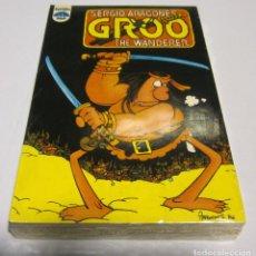 Cómics: GROO THE WANDERER - 11 TOMOS - COLECCION COMPLETA. Lote 195272045
