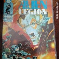 Cómics: ALIEN LEGION 2 LINEA EPIC. . Lote 195272313