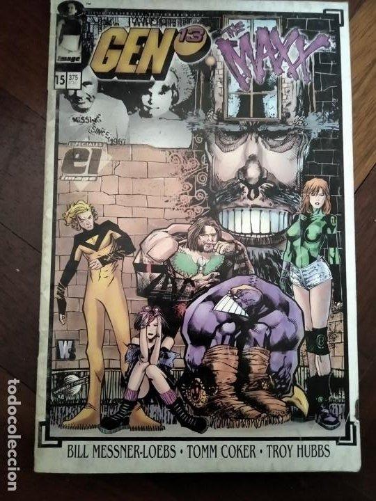 ESPECIAL IMAGE. GEN13 Y THE MAXX (Tebeos y Comics - Forum - Otros Forum)