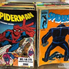 Cómics: SPIDERMAN DE FORUM COLECCION DEL 1 AL 275 DE FORUM PRIMERA EDICION. Lote 195281356