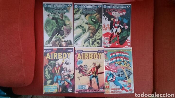 Cómics: LOTE DE 21 COMICS EN GRAPA NUMEROS SUELTOS BATMAN EL CASTIGADOR DAREDEVIL ARMA X - Foto 3 - 195306255