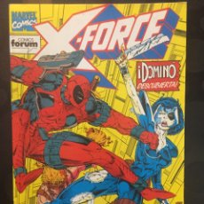 Cómics: X FORCE VOL.1 N.11 . DOMINÓ DESCUBIERTA . ( 1992/1995 ).. Lote 195340753