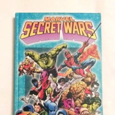 Cómics: TOMO COMPLETO MARVEL SECRET WARS FORUM TAPA DURA 1 AL 12. Lote 195343645