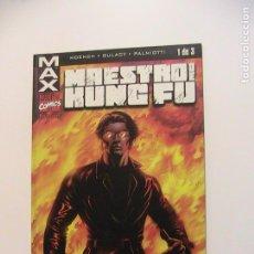 Cómics: MAESTRO DEL KUNG FU Nº 1. FORUM, 2003.. Lote 195357985