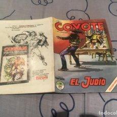 Cómics: EL COYOTE. Nº18. EL JUDIO -. FORUM . Lote 195375046