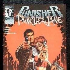 Cómics: PUNISHER / PAINKILLER JANE DE GARTH ENNIS Y JOE JUSKO. NUMERO UNICO. FORUM 2001. Lote 195403236