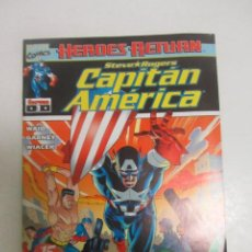 Cómics: CAPITÁN AMÉRICA. VOL 4. Nº 3 MARVEL - FORUM CX44. Lote 195403562