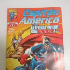 Cómics: CAPITÁN AMÉRICA. VOL 4. Nº 5 MARVEL - FORUM CX44. Lote 195415867