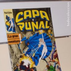 Cómics: CAPA Y PUÑAL Nº 1 - FORUM. Lote 195423378