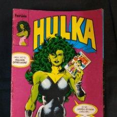 Cómics: HULKA - Nº 1 AL Nº 25 - VOLUMEN 1 - FORUM - . Lote 195467830