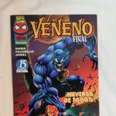 Cómics: VENENO FINAL FORUM 1998. Lote 195470323