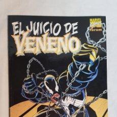 Cómics: EL JUICIO DE VENENO, FORUM 1997. Lote 195470996