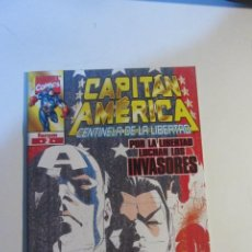 Cómics: CAPITAN AMERICA CENTINELA DE LA LIBERTAD Nº 2 MUCHOS MAS A LA VENTA MIRA TUS FALTAS CX44. Lote 195502456