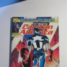 Cómics: CAPITAN AMERICA HEROES RETURN VOL. V.4 Nº 1 FORUM MUCHOS MAS A LA VENTA MIRA TUS FALTAS CX44. Lote 195502891